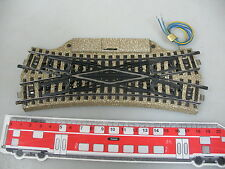 AH541-0,5# Märklin/Marklin H0 5207 DKW/Kreuzungsweiche (M-Gleis), sehr gut