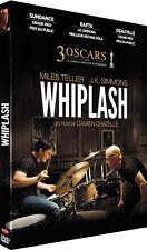 DVD *** WHIPLASH *** avec Milles Teller  ( neuf sous blister )