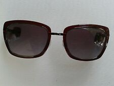 """CHANEL"" Sonnenbrille NEU-ORIGINAL Modell 4203 C 458/S1 Rotbraun  ohne Etui"