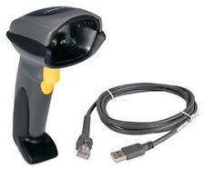 Symbol Motorola Ds6708-Dl20007Zzr 1D 2D Barcode Drivers License Pos Scanner +Usb