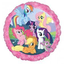 Amscan Tamaño Estándar Foil My Little Pony Party Accessoire