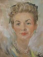 GISBERT PALMIE,  Porträt Grace Kelly, Fürstin Gracia von Monaco, Rarität für Fan