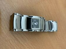 D&G Dolce Gabbana Time Stainless Steel Ladies Women's Watch, needs a new battery