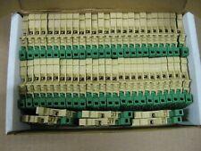 CABUR SZ0.4/110 TERMINAL BLOCKS-LOT OF 58 -103265