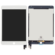 White LCD Touch Screen Display Digitizer Replacement for iPad Mini 4 A1538 A1550