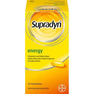Supradyn energy ..., 95 St. Tabletten 9389695