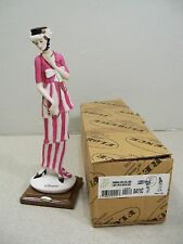 """Giuseppe Armani Figurine 0411C """"Lady With Necklace"""" New Condition w/ Box - 2644"""
