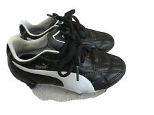 Puma Kids Football Boots - Size 12 - Worn Once - Puma King Style