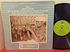 MILES DAVIS Oleo 1972 PRESTIGE Jazz LP Re-Issue EX Vinyl SONNY ROLLINS