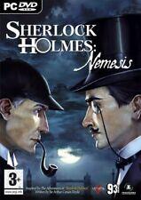 Sherlock Holmes Nemesis (PC DVD). 3512289013741.