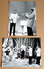 KARLHEINZ BÖHM * 2 PRESSEFOTOS - 24x18cm - LA PALOMA 1959