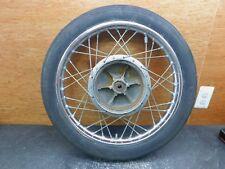 Yamaha Front Wheel & Hub    # 4     1323