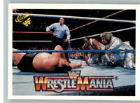 1990 Classic WWF WWE History of Wrestlemania #52 Andre the Giant