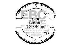 6279 EBC FRENO ANTERIORE Scarpe per DAIHATSU DAIHATSU Fourtrak/Rugger TAFT 4x4