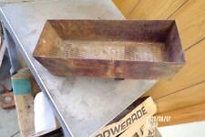 Original Oliver 60 Tractor Tool Box 60 Oliver