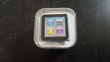 Apple iPod Nano 6th Gen 8GB Blue, MC689LL/A (Worldwide Shipping)