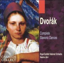Slavonic Dances Op 46 & Op 72 HANDEL,GEORGE FRIDERIC Audio CD