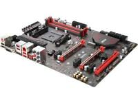 MSI PERFORMANCE GAMING X370 GAMING PLUS AM4 AMD X370 SATA 6Gb/s USB 3.1 HDMI ATX