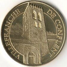 Monnaie de Paris - VILLEFRANCHE DE CONFLENT - EGLISE ST-JACQUES 2021