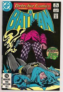 DETECTIVE COMICS # 524  DC COMICS 1983  BRIGHT, CLEAN, WHITE & GLOSSY!!  NM/M!!