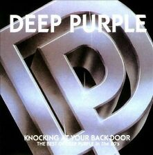 Knocking at Your Back Door: The Best of Deep Purple in the 80's by Deep Purple (CD, Mar-1992, Universal Distribution)