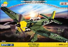 COBI Junkers Ju 87B Stuka (5705) - 370 elem. - WWII German dive bomber