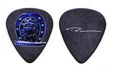 Nickelback Ryan Peake Signature Black Guitar Pick - 2010 Dark Horse Tour