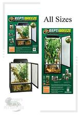 Zoo Med ReptiBreeze Reptile Screen Cage - Nano, Small, Medium, Large, X-Large