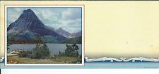 MG-077 - Seven Scenic Theme Ink Blotters for Advertising, Printed by Goes 1950's