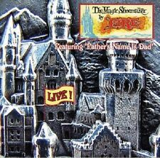 FIRE - THE MAGIC SHOEMAKER-LIVE  CD NEUF