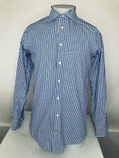 BECKETT & ROBB - Striped Shirt - No Size Tag / Measures Mens Sm.