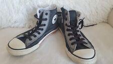 Converse All Star Chuck Taylors Scarpe Da Ginnastica In Denim Taglia UK: 2.5