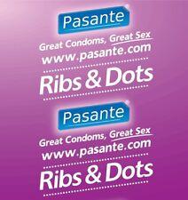 Preservativos y anticonceptivos Pasante látex