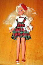 Vintage Skipper Barbie Doll-Dressed Scottish Style-Used