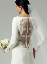 Butterick Adult Wedding Dress Sewing Patterns