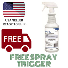 Virex Tb 1 Qt. Lemon Ready to Use Disinfectant Cleaner + 1 Free Spray Trigger