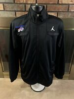 Nike Air Jordan Full Zip NBA Basketball Warmup Track Jacket Mens Medium Mondovi