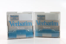 1 Packung a 10 pièces Minidisc Verbatim verex DOUBLE SIDED 48tpi disquette