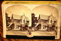 #1073,Stereoview-Oversized,Ohio State Building,1870's Centennial Photo Co
