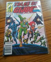 000 VTG Tales of G.I. Joe A Real American Hero Marvel Comic Book  #4 April Nice
