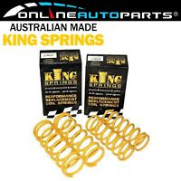 Front + Rear Lowered Coil Spring Kit VL VN VP VR Commodore 1986-1995