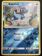 Carte Pokemon KAIMINUS 18/73 Reverse Soleil et Lune 3,5 SL3.5 FR NEUF