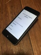 Original Apple iPhone 5s - 16GB - Space Grau (Ohne Simlock) A1457 -neuste iOS 12