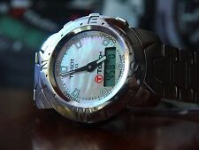 TISSOT z252 / 352P T-TOUCH Titanio Lucido WATCH T33.7.688.81 ** RRP £ 655.00 **
