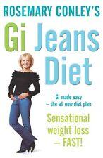 Rosemary Conley's GI Jeans Diet,Rosemary Conley