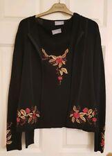 Wallis Size 16 Twin Set Top & Cardigan