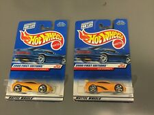 Hot Wheels Mattel 2000 First Editions Sho-Stopper (lot of two variants) Car #27