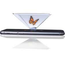 3D Hologram Pyramid Display Projector Video Universal for Smart Cell Phone