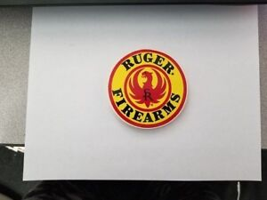 Ruger Firearms Sticker Style 1