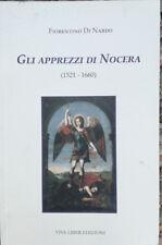 Fiorentino Di Nardo Gli apprezzi di Nocera 1521-1660 Tortora Pagani